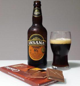 Insana Chocolate – Avaliação dessa cerveja Porter