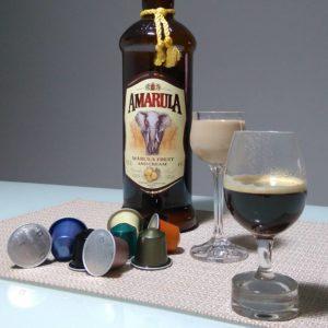 Nespresso e Licor Amarula – Uma mistura surpreendente