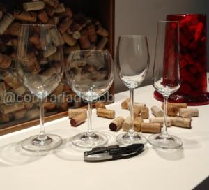 Qual a taça correta para cada tipo de vinho? Percepções do Bob.